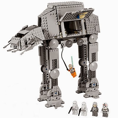 At-AT Star Wars Lego