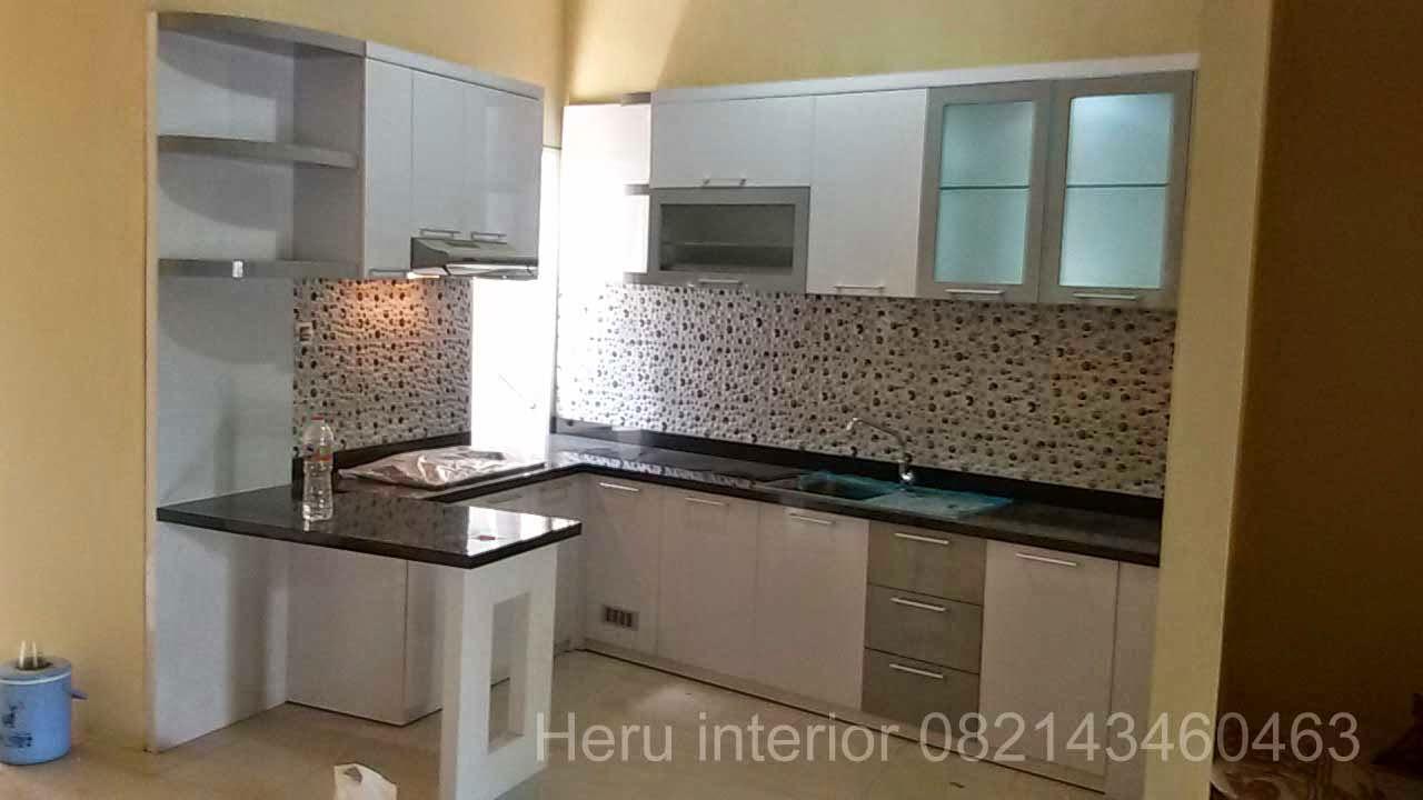 Kontraktor dan desain interior surabaya sidoarjo jasa for Biaya membuat kitchen set