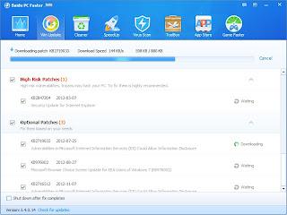 Cara mempercepat komputer dengan Baidu PC Faster-7