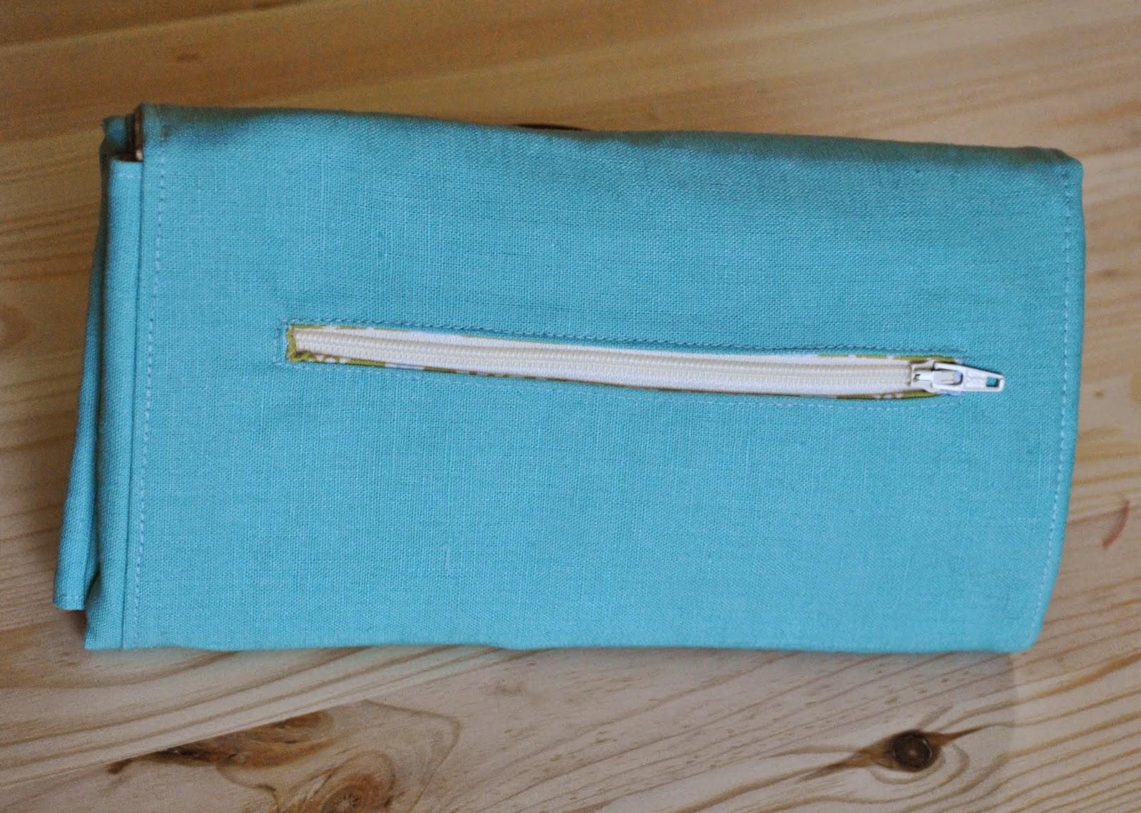 circular knitting needle roll case