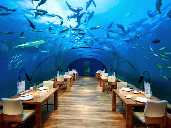 Conrad Maldives Rangali Island - Save up to £690 per couple