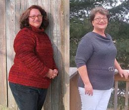 Annette losy 3 pounds with Skinny Fiber in 90 days!