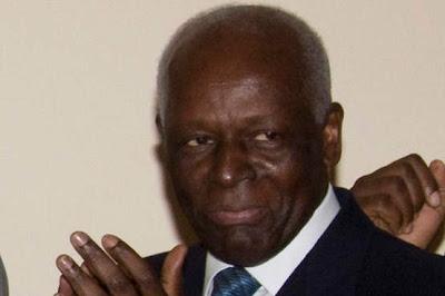 Lista dos ministros do novo governo de Angola empossados José Eduardo dos Santos