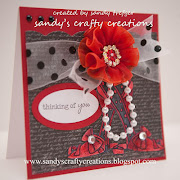 SandySandy's Crafty Creations. SandraCreaSandra