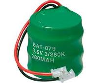 Bateria 3,6