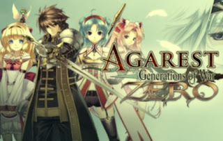 Agarest Generations of War Zero PC