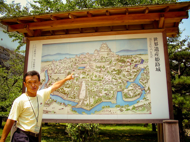 Guía voluntario en Japón