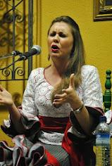 NAZARETH ROMERO: CANTAORA