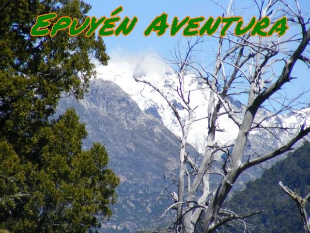 Patagonia Andina - Cumbres nevadas