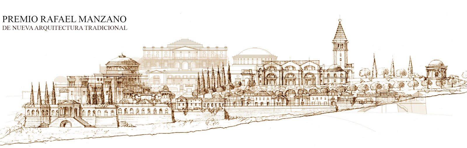 Premio Rafael Manzano de Nueva Arquitectura Tradicional