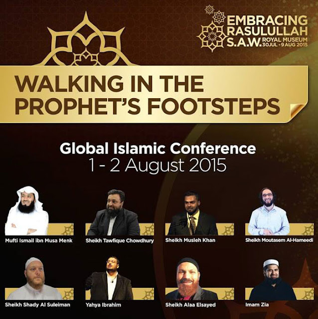 Global Islamic Conference 2015 Malaysia