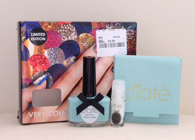 Ciaté Colourfoil Manicure Kit discounted to £8 in TK Maxx on www.helloterrilowe.com