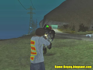 Mod Werewolf Attack GTA SA ~ Game Begog