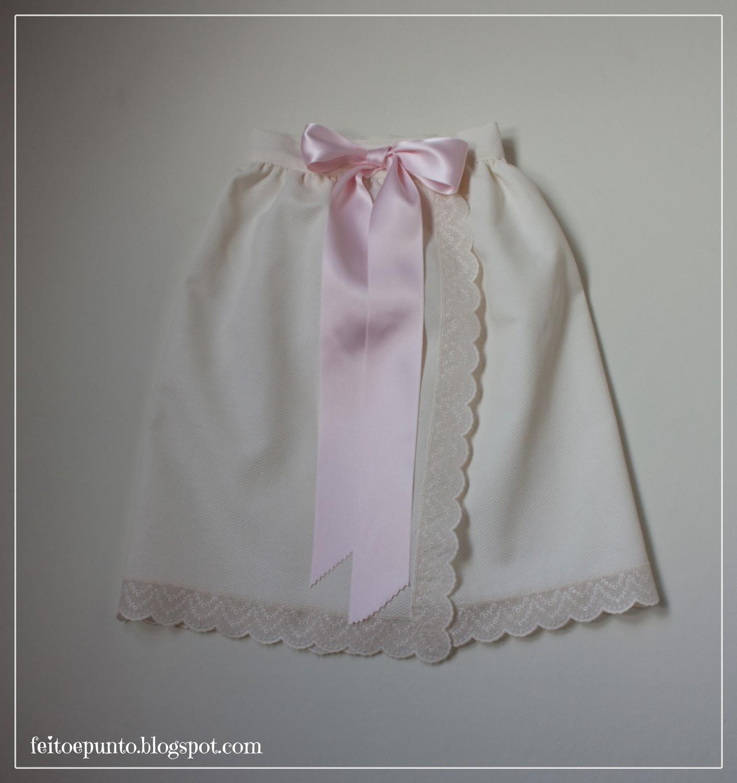 Vista faldón cintura