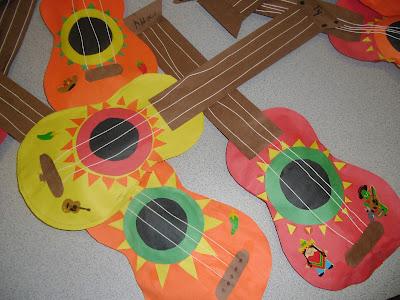 Mariachi Guitars