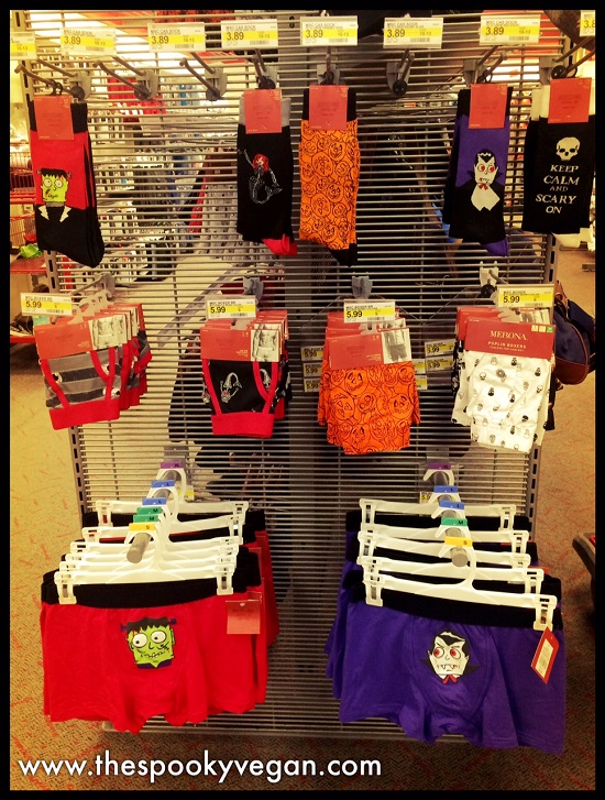 halloween boxers briefs and socks spotted in the guys section - Halloween Target