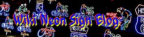 Wiki Neon Sign Blog