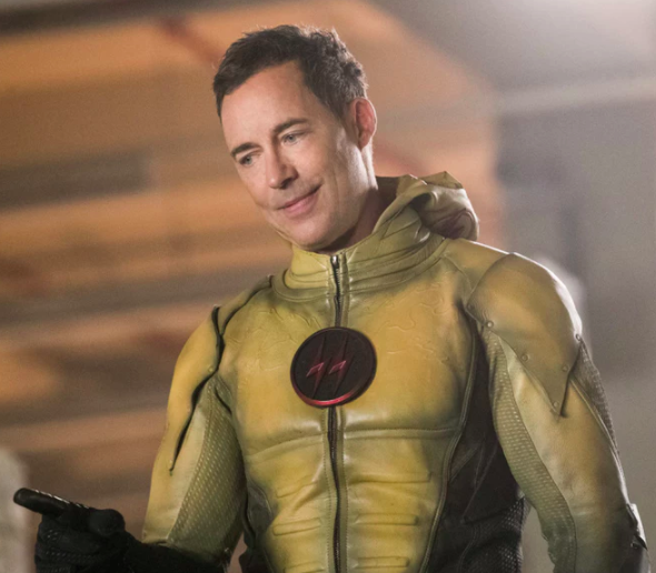 Is Earth 2 Harrison Wells The New Reverse Flash
