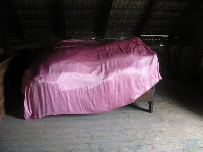 babiččina postel