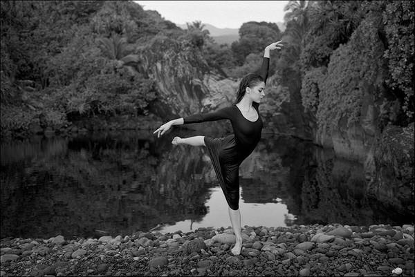 ballerina project Zarina - Hana, Maui