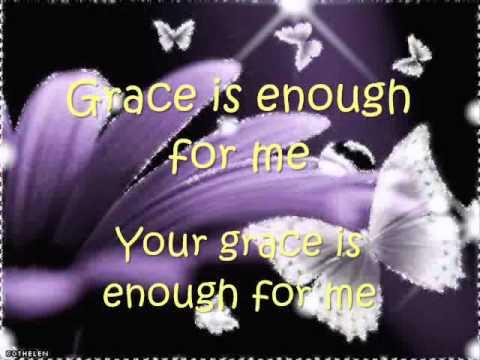 don moen grace is enough cover