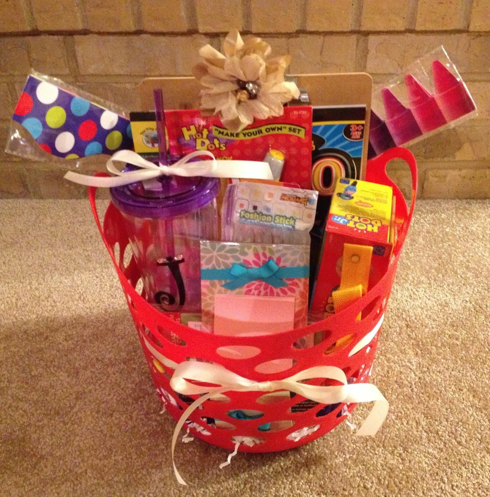 Sugar & Spice: DIY Teacher Gift Basket