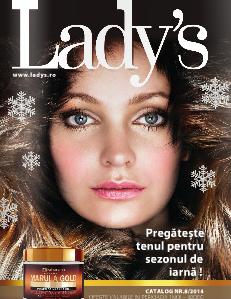catalog ladys decembrie 2014