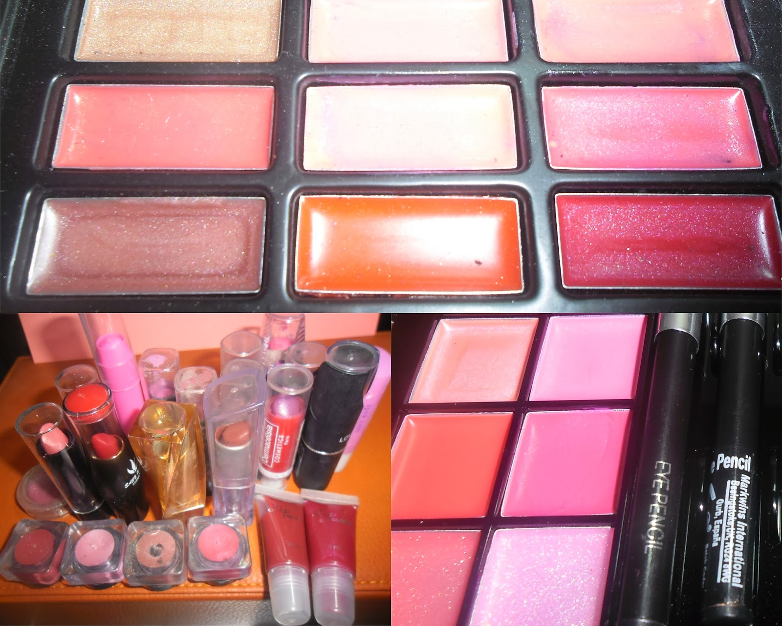 Vol. VIII - My Makeup Collection