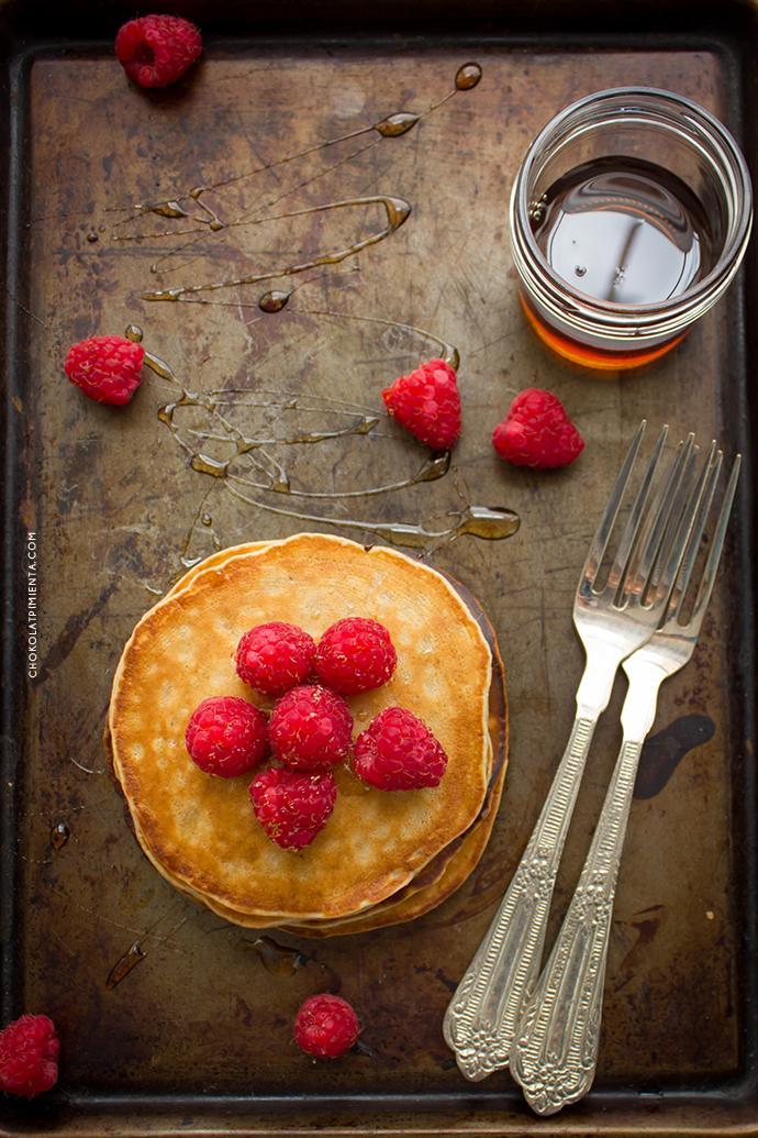 Hot Cakes Multigrano, un desayuno saludable