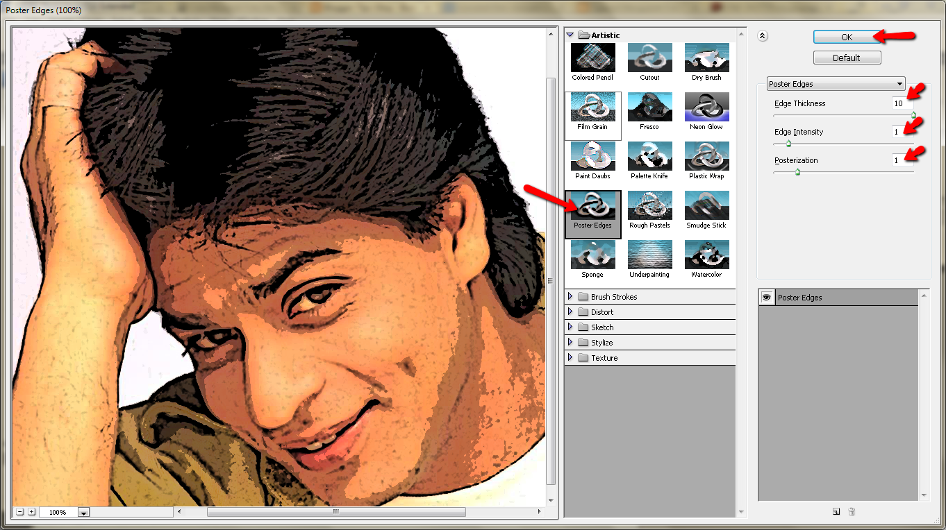 Cara Mengedit Foto Menjadi Kartun Dengan Menggunakan Photoshop | Apps ...