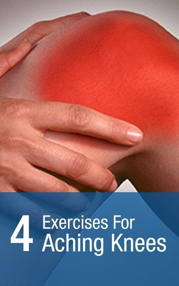 4 Exercises for Aching Knees