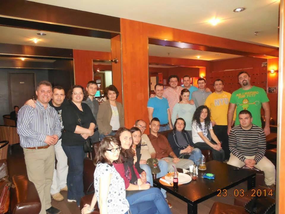 Craiova Blog Meet - martie 2014
