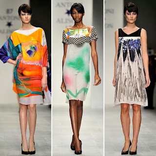 London Fashion Week kicks off with burst of Turkish colour