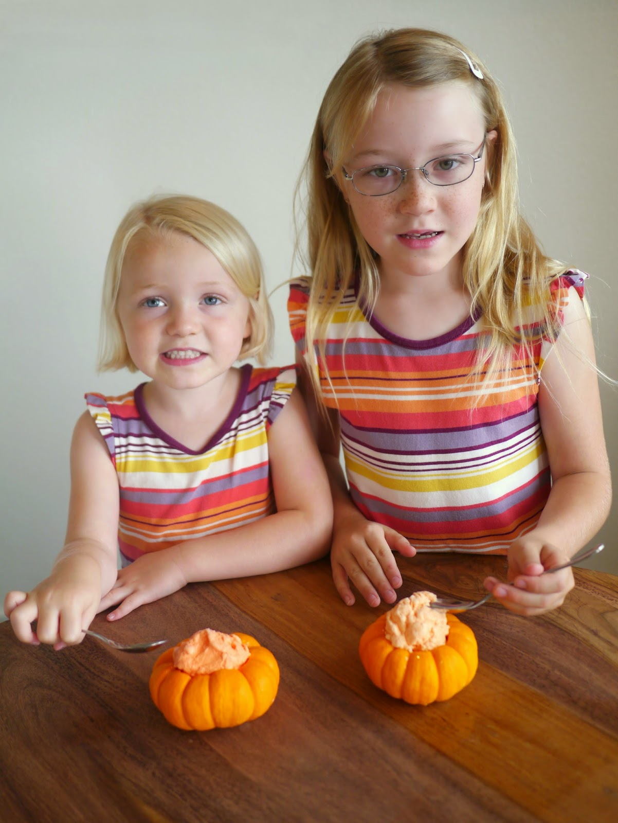 My kids arenu0027t huge fans of pumpkin flavor so weu0027re making the ice cream  vanilla however you could add pumpkin pie spice for a more authentic taste  of the