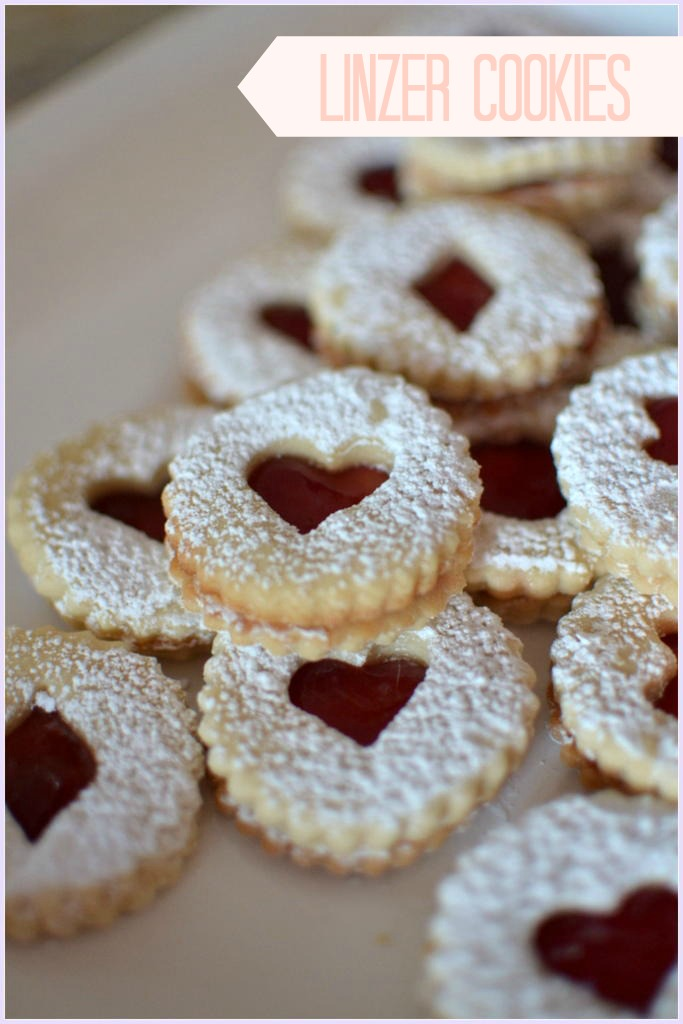 have been making these linzer cookies ever year makes a great gift as ...