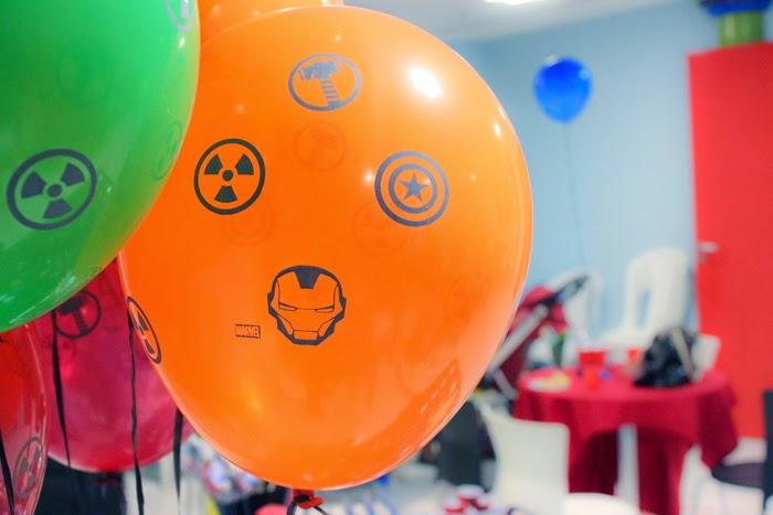 Festa, Heróis, Marvel, Baby, Super, Aniversário Infantil, Brasília, balões, ballons