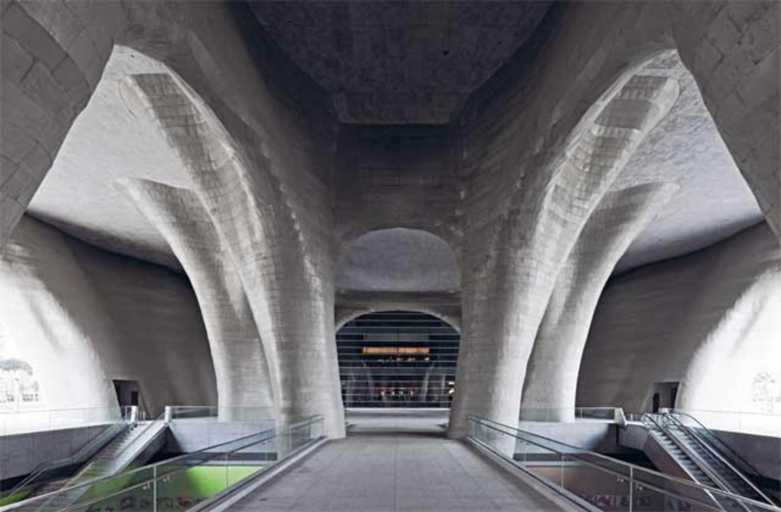 HIMALAYAS CENTER BY ARATA ISOZAKI   A AS ARCHITECTURE