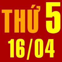 Tử vi 16/4/2015 Thứ Năm - 11 Thần Số hôm nay