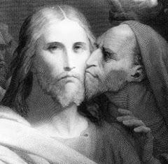 Judas = Spy | damned forever
