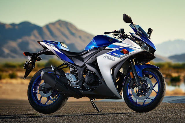 Yamaha To Soon Launch Its New Bike YZF R3 In India