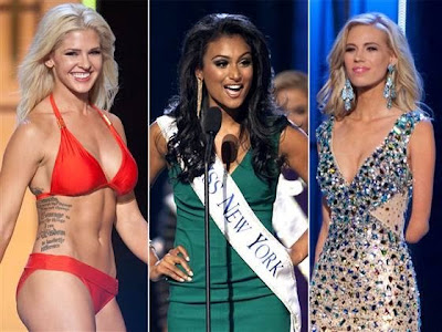 Miss America, bulimia, soldier, tattoos, disabled, Tourette syndrome, Atlantic City