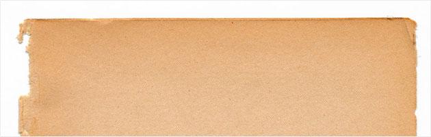 ちぎれたノートのような雰囲気の紙テクスチャー | アンティーク感たっぷりのフリー紙テクスチャー素材
