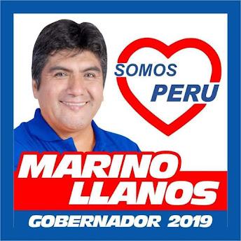 MARINO LLANOS GOBERNADOR REGIONAL