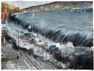 Fotgrafias tsunami japon asia que es un tsunami