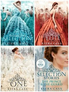 Everead: The Selection Series  The Selection Series In Order