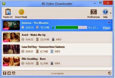 4K Video Downloader 3.5.2 crack