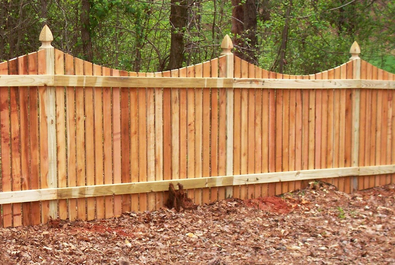 Different Styles Of Wooden Fences For Your Beautiful Home