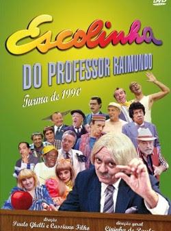 Escolinha do Professor Raimundo Turma de 1990 Online Dublado