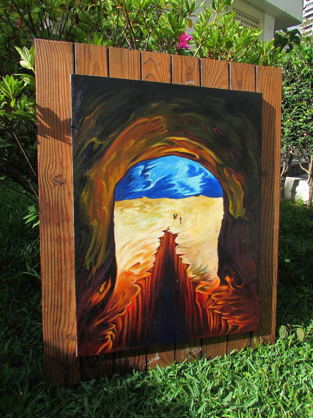 """Rafbet, Yeferson y Osnaiker celebraban a cántaros la huida de Susej sobre el """"monte purificador"""""""