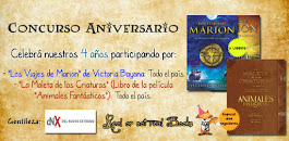 Concurso aniversario de Real or not real Books